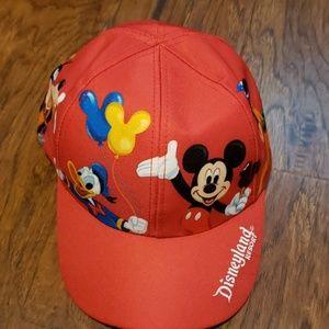 Disney infant baseball cap